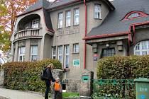 Secesní vila v Ruprechticích - bývalá mateřská škola.