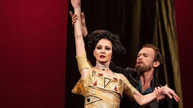 První baletní novinka letošní sezony - taneční divadlo Gustav Klimt.