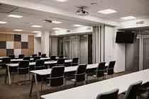 Liberecký podnikatelský inkubátor otevřel ve středu města inovační centrum v bývalých prostorách VÚTS.