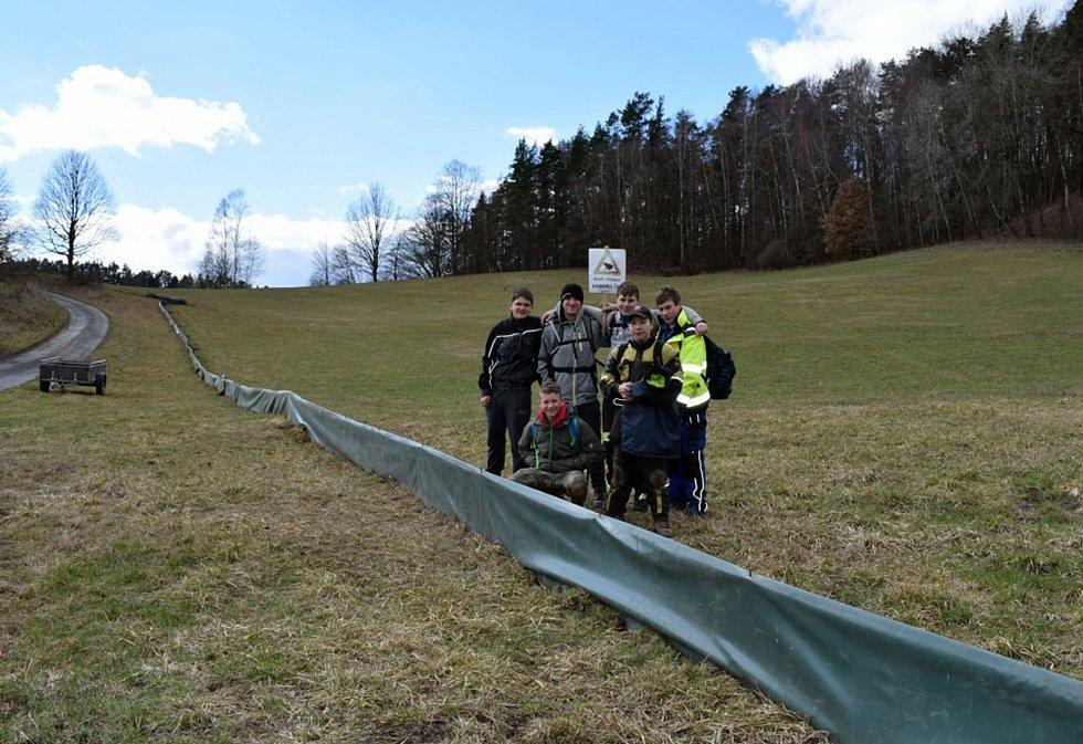 Projektem ekologické výchovy dětí v Libereckém kraji podporuje nadace snahu vést nejmladší generaci k udržitelnému způsobu života a kladnému vztahu k přírodě i krajině.