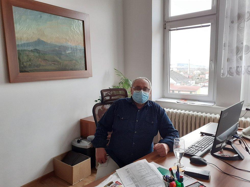 Starosta Miroslav Kratochvíl
