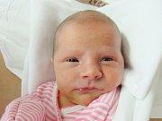 VIKTORIE RYŠAVÁ Narodila se 14. srpna v liberecké porodnici mamince Barboře Ryšavé z Bulovky. Vážila 3,18 kg a měřila 49 cm.