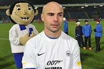 Jan Nezmar se rozloučil s fotbalovou kariérou.