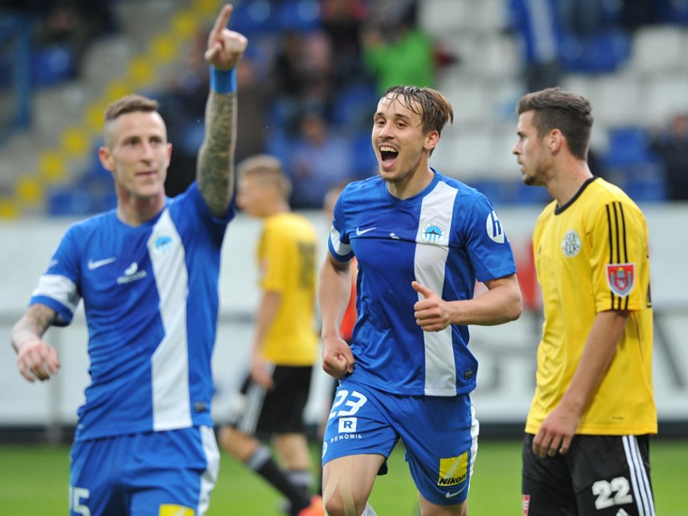 FC SLovan Liberec – SK Dynamo České Budějovice 5:1