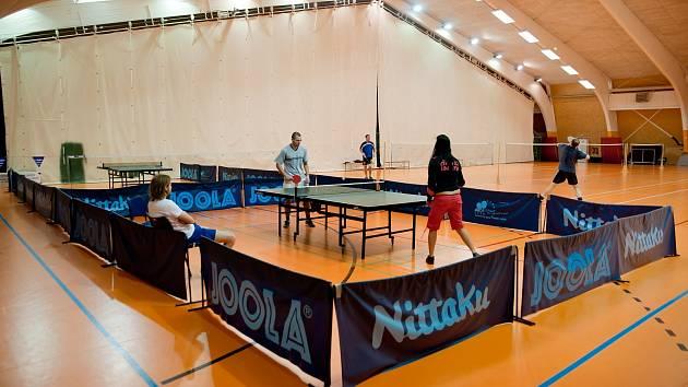 Sportovci se už mohou vracet i na vnitřní sportoviště.