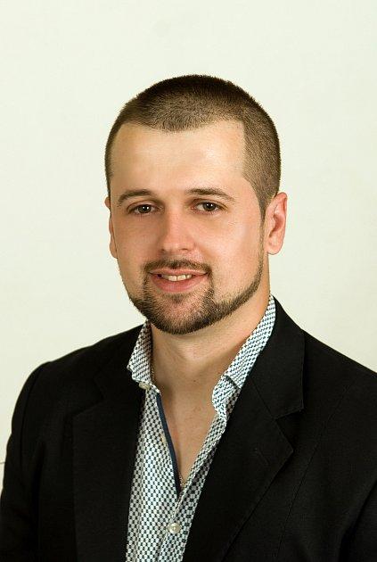Kandidát do zastupitelstva města Chrastava František Böhm (ČSSD).