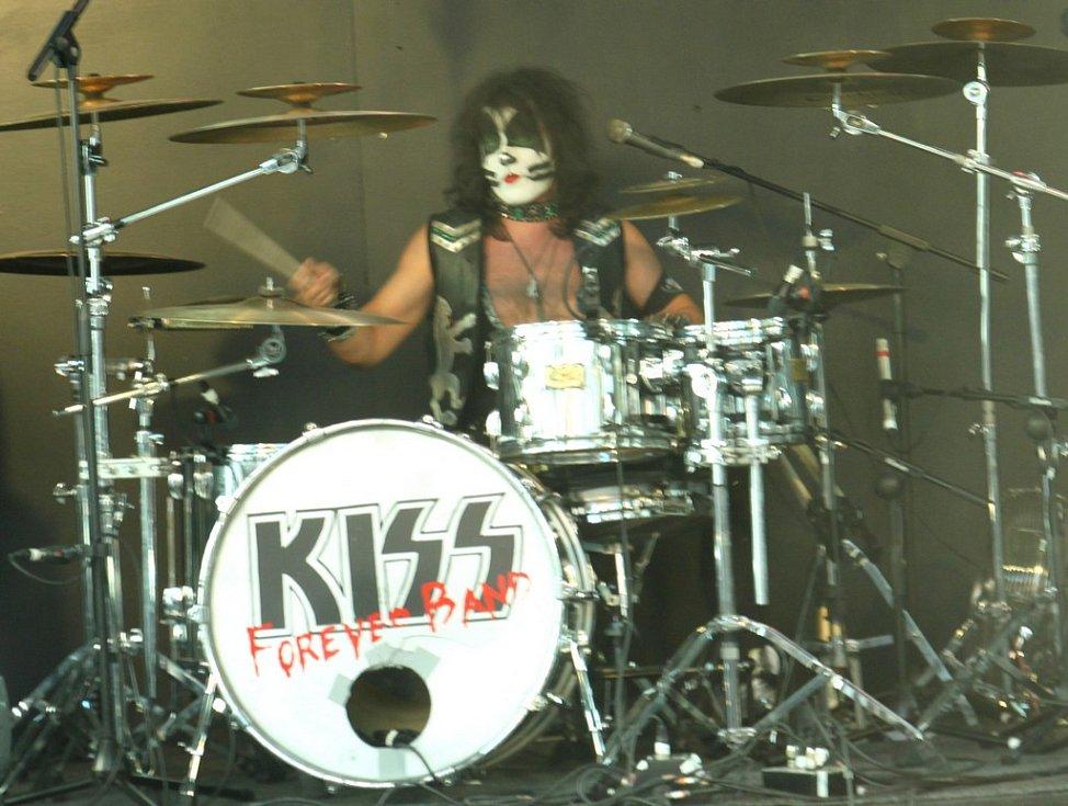 Kiss Forever Band na Woodstocku nad Nisou 2012.