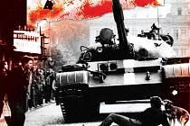 KNIŽNÍ OBÁLKA NOVÉ PUBLIKACE Luboše Příhody se věnuje průběhu invaze.