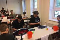 V Liberci se bude konat turnaj ve skládání Rubikovy kostky iQLANDIA open.