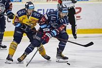 Liberečtí hokejisté doma podlehli Zlínu v prodloužení.