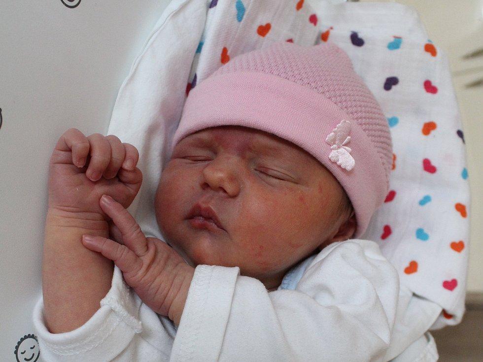 Veronika Krulišová. Narodila se 14. září v liberecké porodnici mamince Martině Vrané z Českého Dubu. Vážila 3,47 kg a měřila 51 cm.