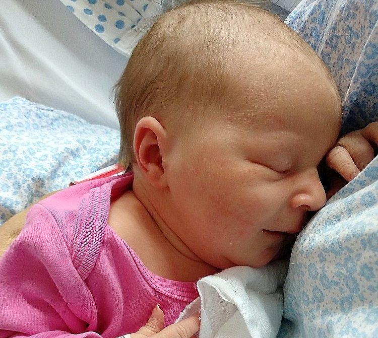 Rodičům Lucii a Tomášovi Rabovým se v sobotu 23. května ve 4:16 hodin narodila dcera Viktorka Rabová. Měřila 48 cm a vážila 3 kg.