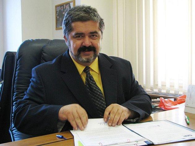 Starosta Chrastavy Michael Canov.