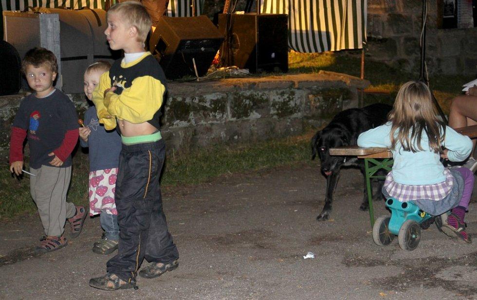 POHOŘ OPEN AIR 2012 v Pohoří u Turnova.