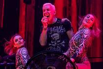 Scooter slaví čtvrt století na hudební scéně. Na koncertu v Liberci to pořádně rozjeli