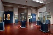 Výstava Uprostřed Koruny české v Muzeu Východních Čech vHradci Králové – IV. tematický okruh.