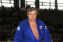 Milan Vágner z Judoclubu Liberec.