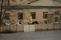 Škody povodně Spolana Neratovice