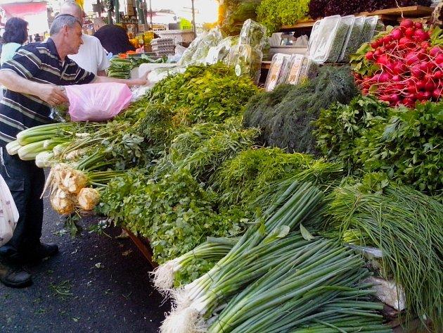 V Tel Avivu je několik velkých tržnic, které stojí zato navštívit. Nejznámější z nich je trh na ulici Ha Carmel. Nakoupíte tam čerstvou zeleninu, ovoce, pečivo, drogerii i oblečení.