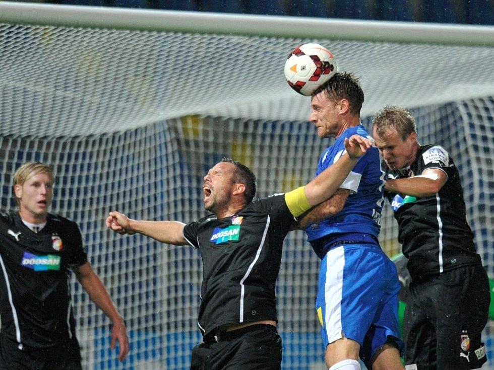 Slovan Liberec - Viktoria Plzeň 1:1 (0:1)