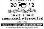 Soutěž o vstupenky na Liberec Fest 2012
