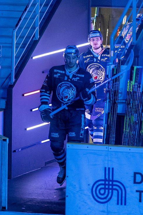Bílí Tygři Liberec - HC Sparta Praha - 6. semifinále