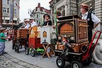 Liberec rozehrály flašinety