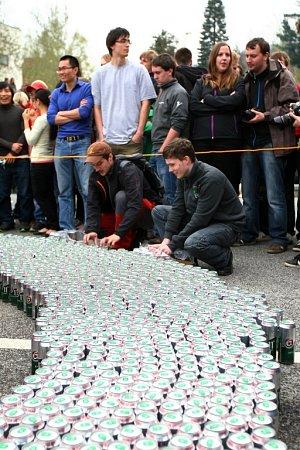 Oslavy vítězství byly bouřlivé. Deset tisíc piv a tři tisíce baget zmizely během několika hodin.