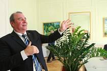 Majitel a jediný jednatel firmy Peter Wöllner.