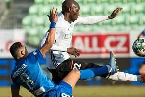 Liberec remizoval v Karviné 1:1.