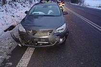 Srážku s osobním automobilem nepřežila 30. ledna 2014 u Bílého Kostela nad Nisou čtyři divoká prasata.