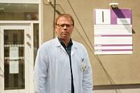 Lékařský ředitel Krajské nemocnice Liberec Jaromír Hons.
