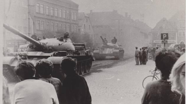 Srpen 1968 ve Frýdlantě