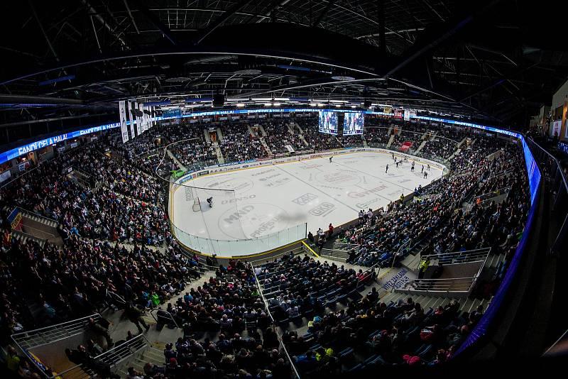 Utkání 47. kola Tipsport extraligy ledního hokeje se odehrálo 4. února v liberecké Home Credit areně. Utkaly se celky Bílí Tygři Liberec a HC Sparta Praha.