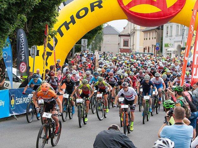Osmnáctý Malevil Cup s účastí přes 1500 bikerů provázely skvělé výkony i atmosféra