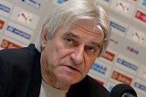 NÁVRAT. Ladislav Škorpil by měl v pondělí převzít Slovan Liberec.
