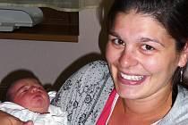 Mamince Ivaně Beránkové z Liberce se dne 30. září 2009 v liberecké porodnici narodila dcera Alžběta Beránková, která vážila 4,08 kilogramů a měřila 53 centimetrů.