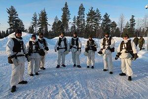 Liberečtí specialisté z 31. pluku vyrazilina výcvik do Švédska