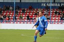 Michal Řezka si v minulosti zahrál i divizi v dresu Spartaku Chrastava.
