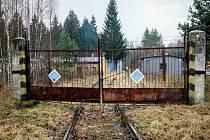 SPODNÍ ČÁST areálu muničního skladu v Hajništi chce ministerstvo využít pro zřízení přehrady.