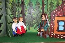 Pohádková představení u Fryče - ilustrační foto.