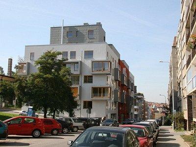 Rezidence Jeseniova je dalším z vítězných tendrů, které SYNER realizoval pro privátní sektor.
