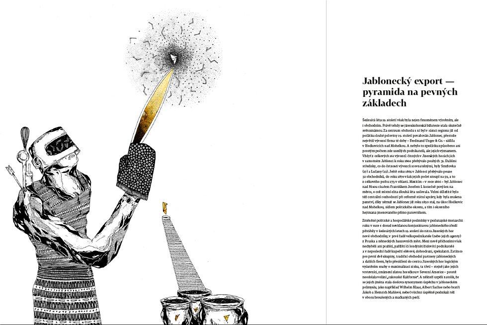 Ukázka z knihy Potoky perel.