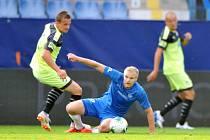 Fotbalisté Liberce přivítali v prvním domácím zápase sezóny Plzeň