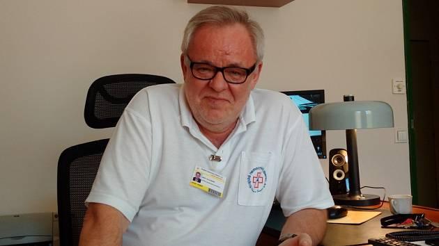 MUDR. Pavel Černý.