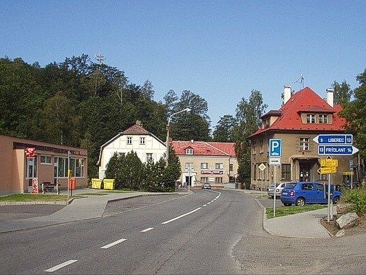 Mníšek u Liberce. Ilustrační foto