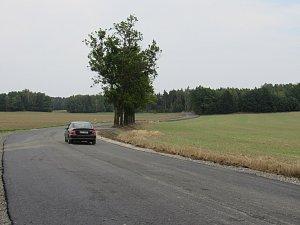 Rekonstrukce silnice mezi Raspenavou a Krásným lesem vrcholí