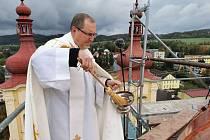 Hejnický farář Pavel Andrš.