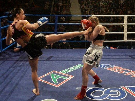 Noc válečníků zavítá opět do Home Credit Areny. Do ringu nastoupí také Martina Fendrichová.