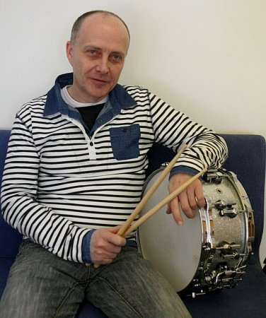 LUDĚK SEIDL. Kapelník Bohemia Universal Bandu.